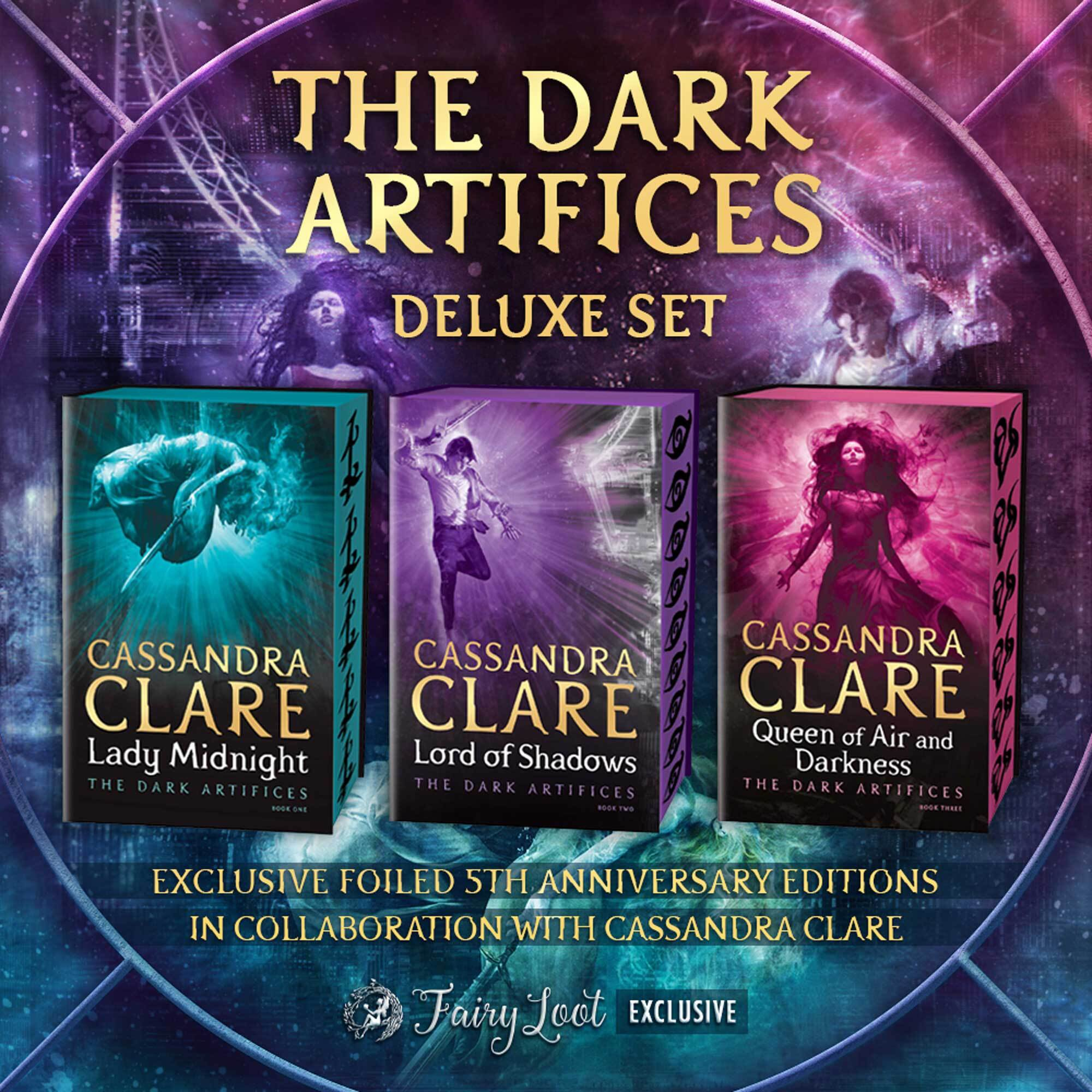 The Dark Artifices DELUXE SET