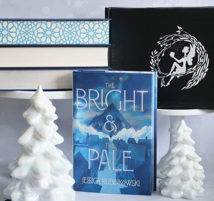 The Bright and The Pale Readalong Day 1!