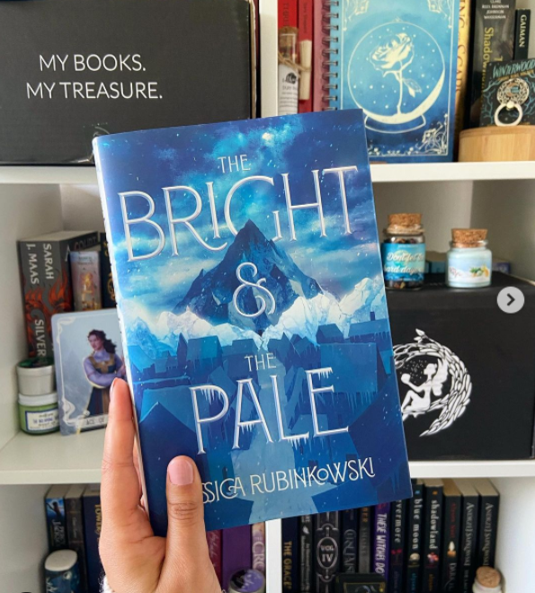 The Bright and The Pale Readalong Day 5!