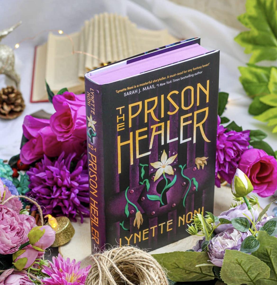 The Prison Healer Readalong Day 5!
