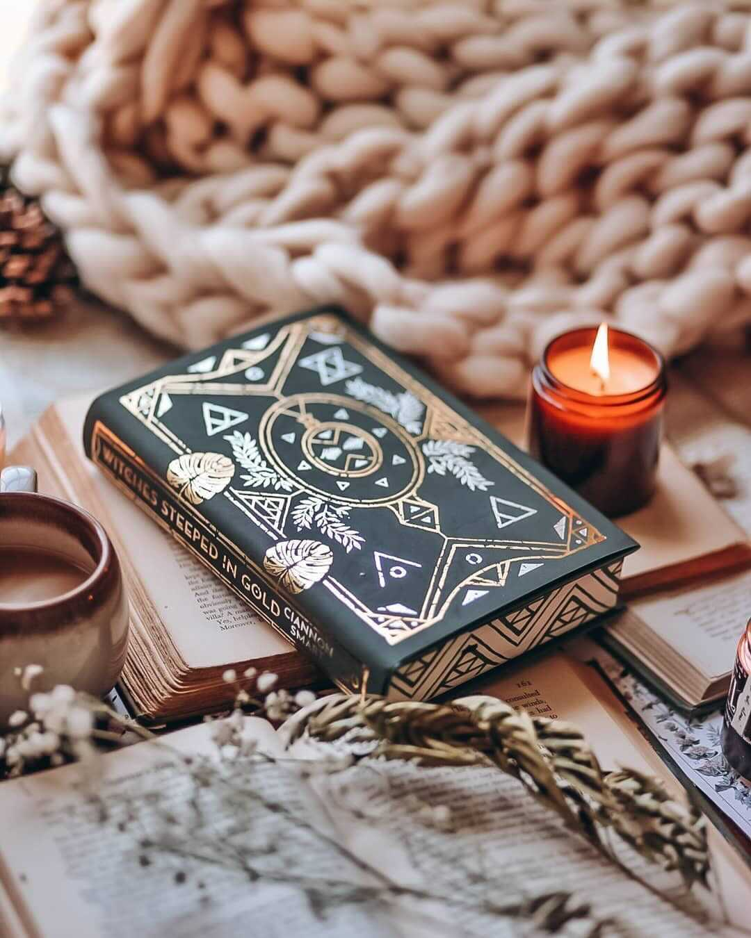 Witches Steeped in Gold Readalong Schedule!