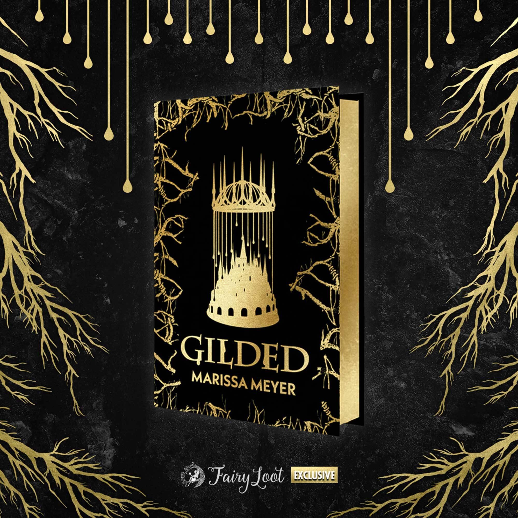 Gilded by Marissa Meyer