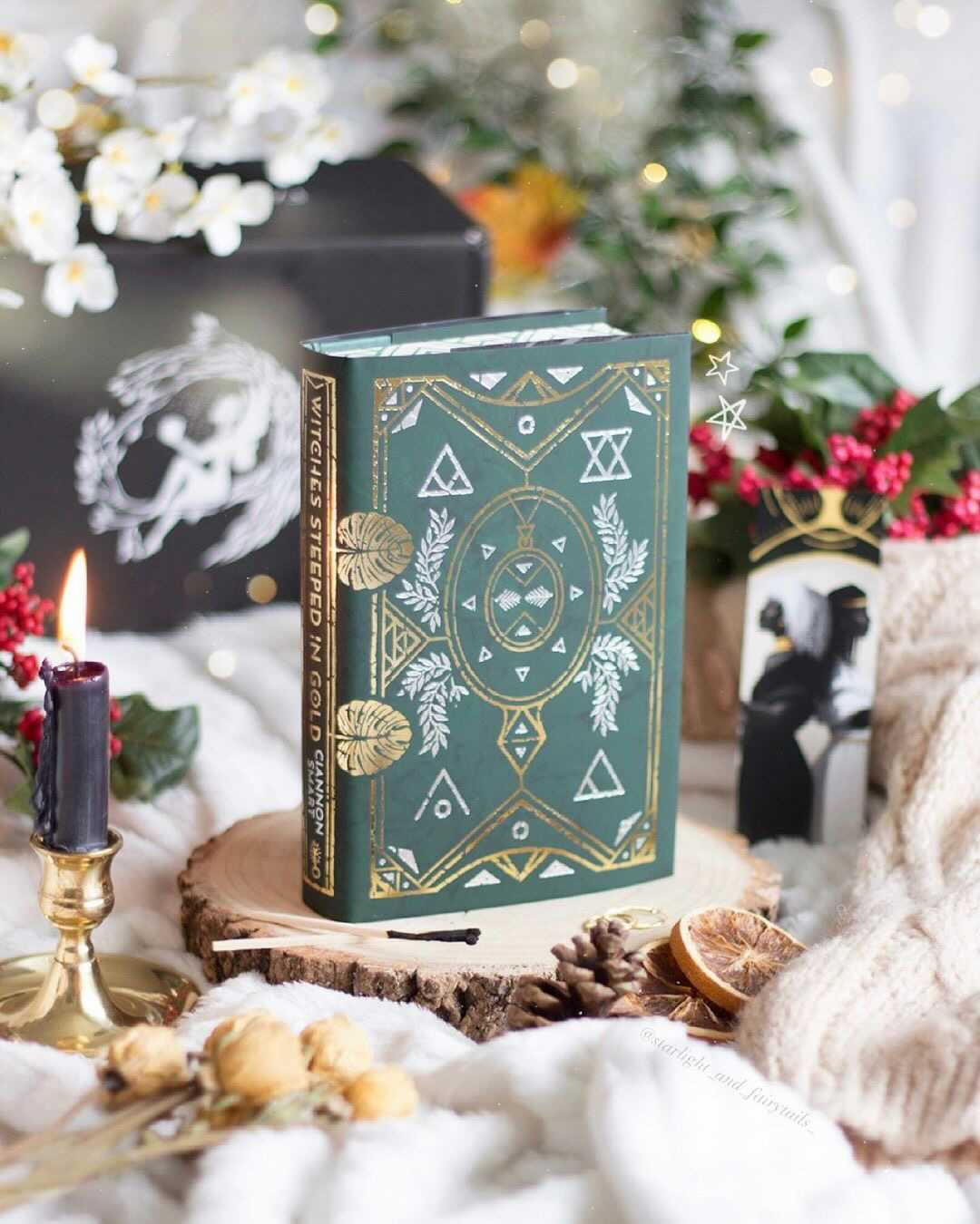 Witches Steeped in Gold Readalong Day 4!