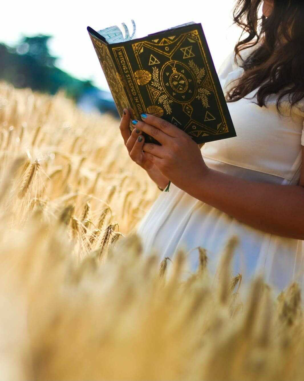 Witches Steeped in Gold Readalong Day 5!
