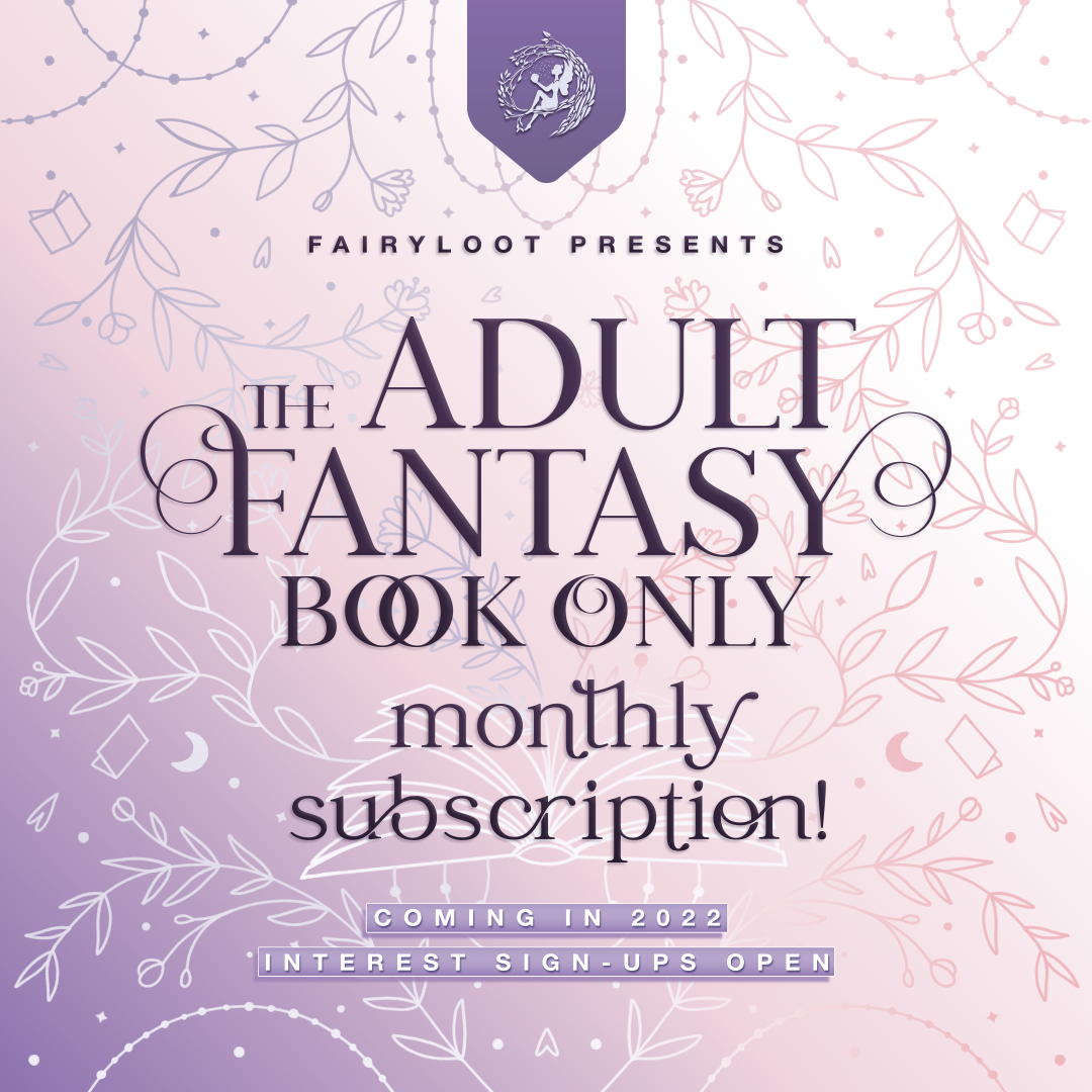 Adult Fantasy Book-Only Subscription