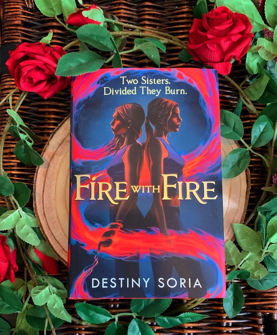 Fire With Fire Readalong: Day 5