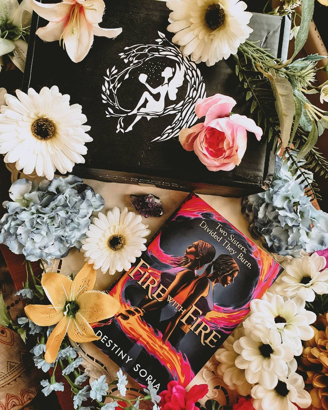 Fire With Fire Readalong: Day 4