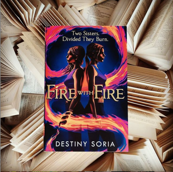 Fire With Fire Readalong Schedule!