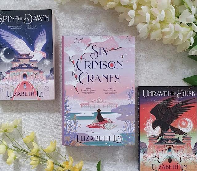 Six Crimson Cranes Readalong: Day 2!