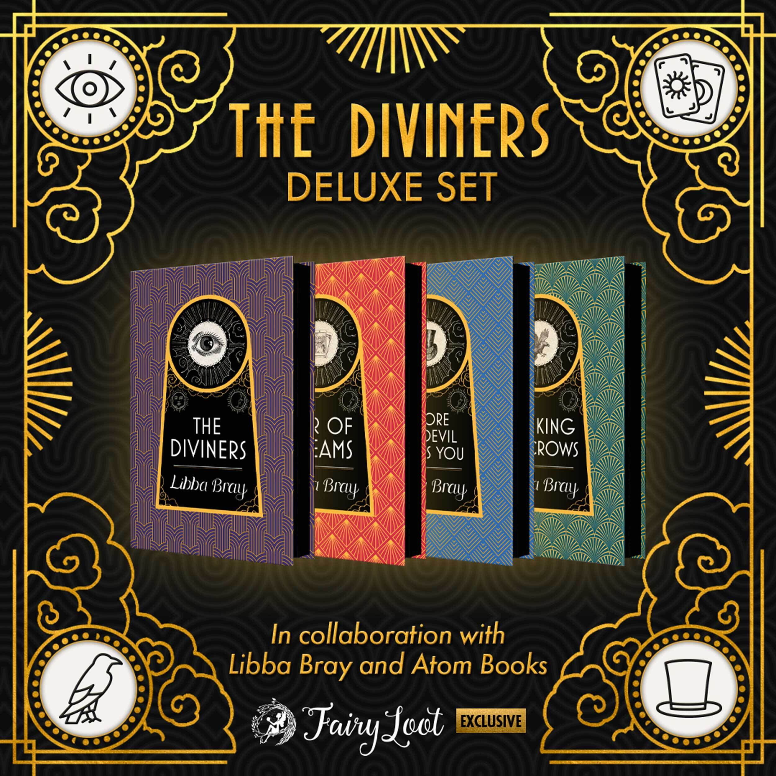 The Diviners DELUXE SET