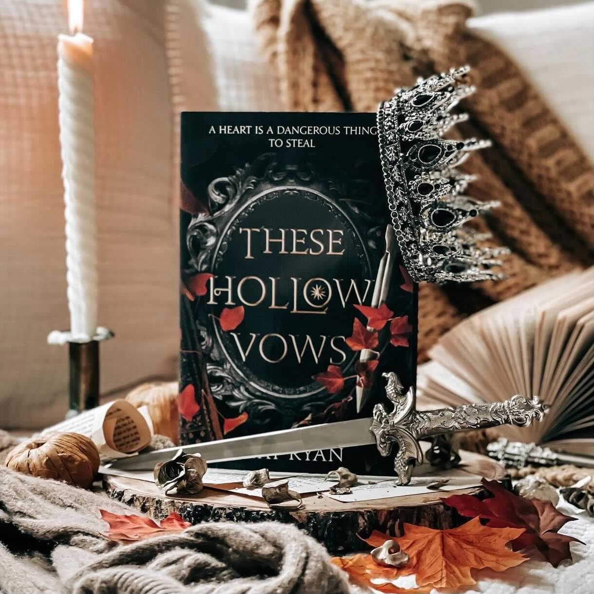 These Hollow Vows Readalong: Day 4